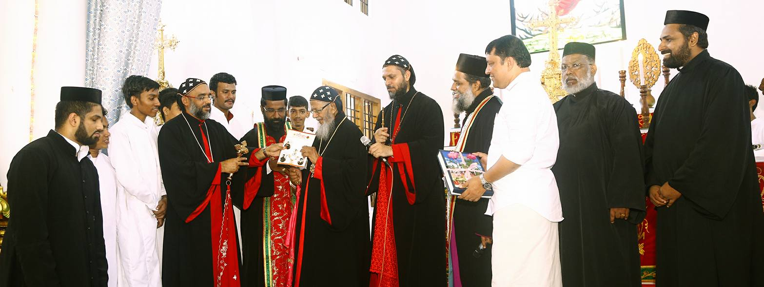 Niranam Diocese of Jacobite Syrian Christian Church